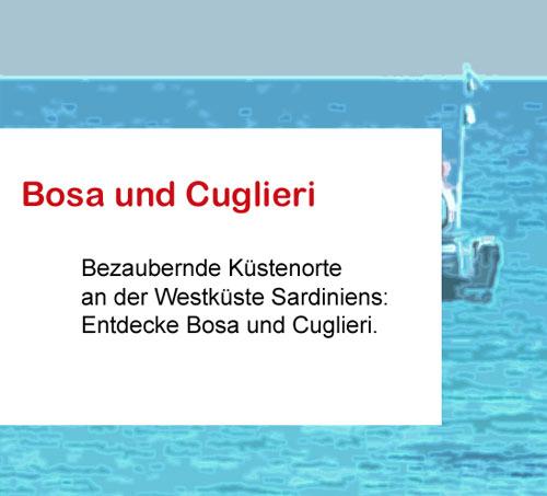 Bosa-Cuglieri-Sardinien