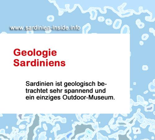 Geologie-Sardinien