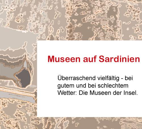 Museen-Sardinien