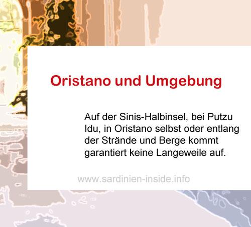 Oristano-Sinis-Cabras