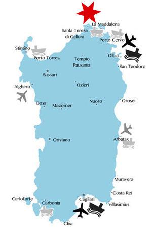 Lage-Karte-Bonifacio-Korsika