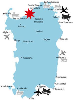Lage-Karte-Castelsardo