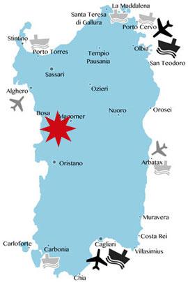 Lage-Karte-Santu-Lussurgiu