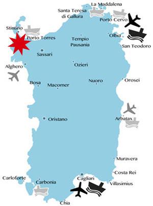 Lage-Karte-Stintino-Porto-Torres